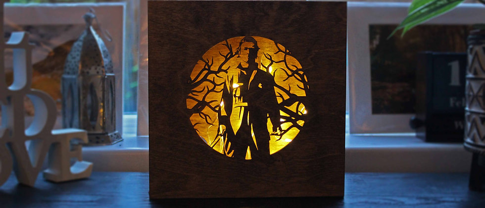 Michael Myers Light Box
