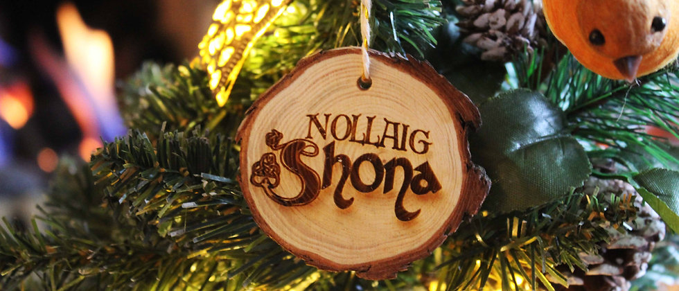 Nollaig Shona Bauble