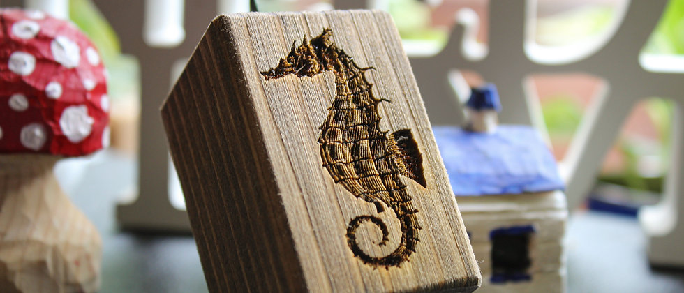 Seahorse Light Pull