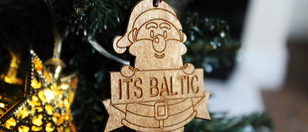 It's Baltic! Bauble