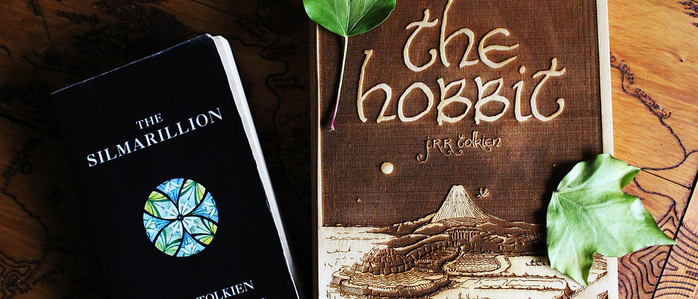 The Hobbit Book Box
