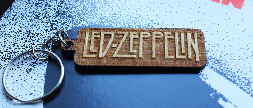Led Zeppelin Keyring