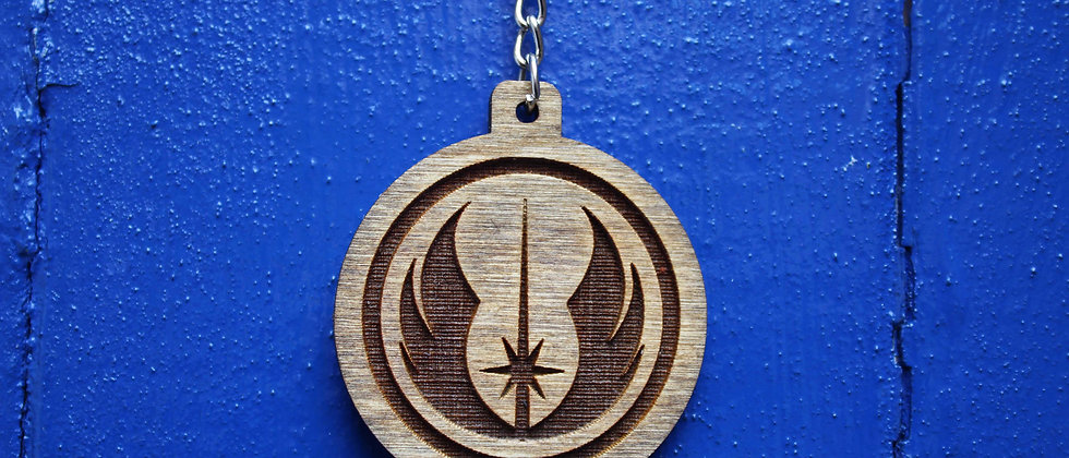 Rebel Alliance Sign Keyring