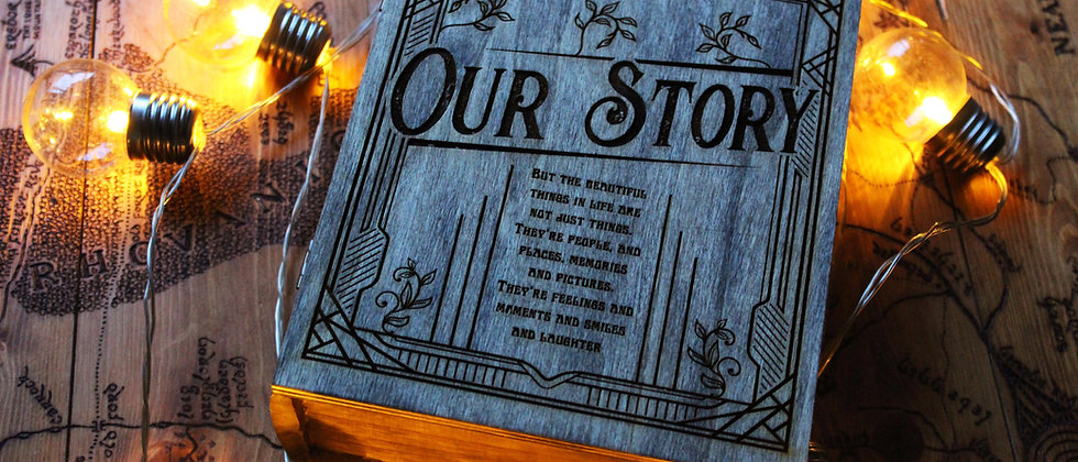 Story Book Box