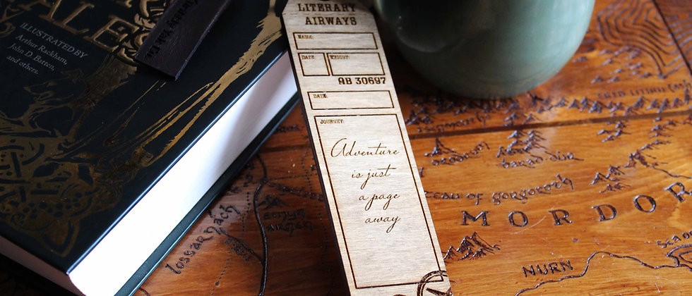 Travel Bookmark