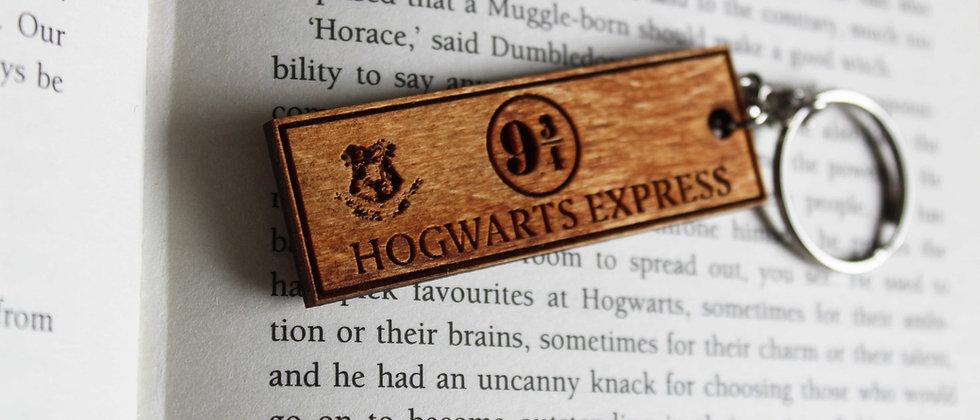 Hogwarts Express Keyring