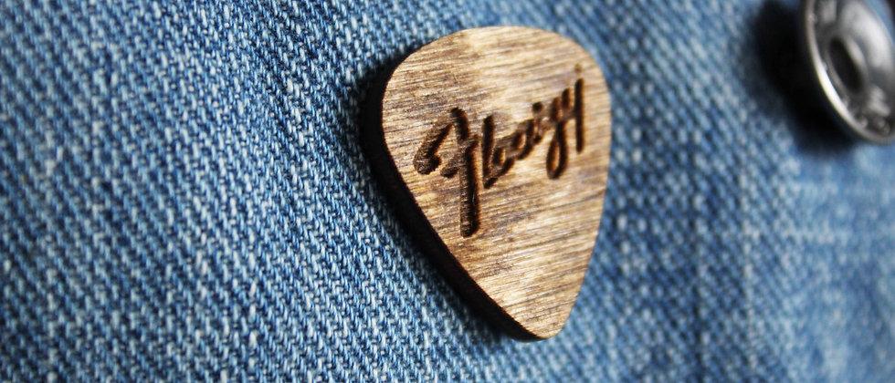 Floozy Guitar Pick Pin