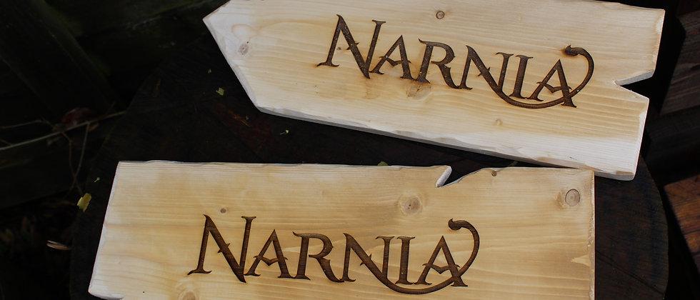 Narnia Signs