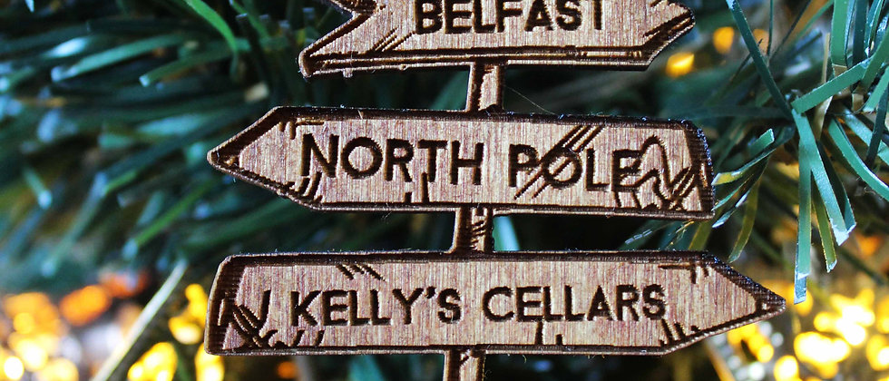 Belfast Bauble