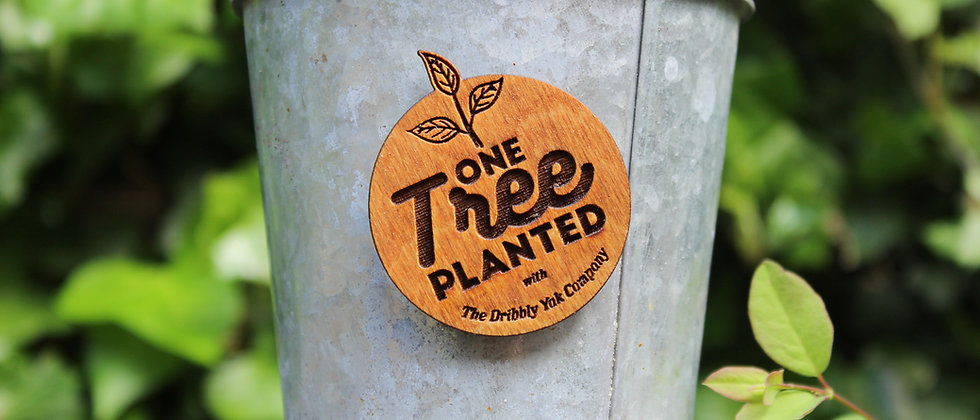 'One Tree Planted' Keyring and Magnet