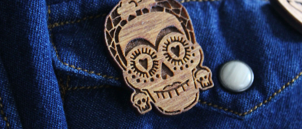 Voodoo Lady Pin