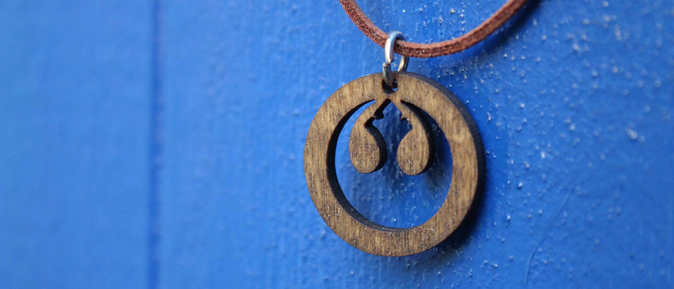 Rebel Alliance Necklace