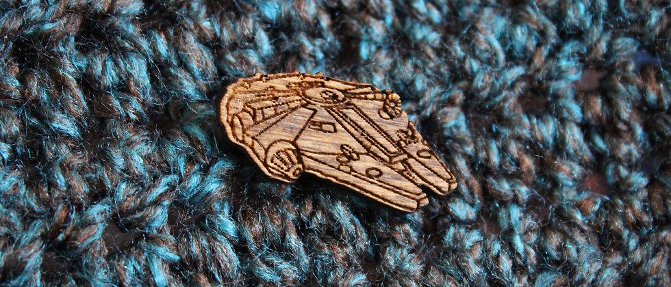 Millennium Falcon Pin