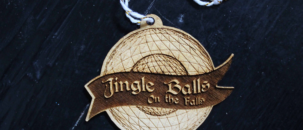 Balls on the Falls Bauble