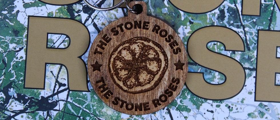 Stone Roses Keyring