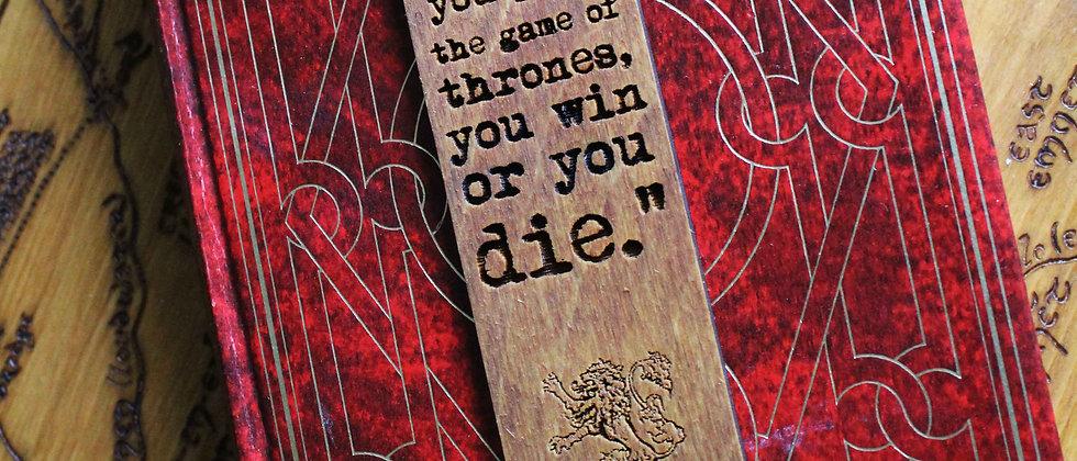 Cersei Lannister Bookmark