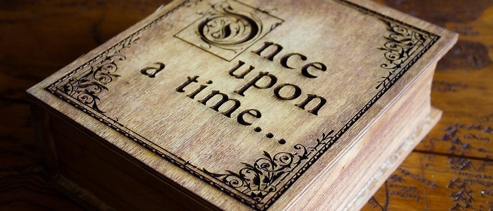 Once Upon A Time Book Box