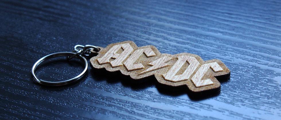 ACDC Keyring