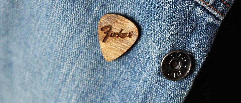 F**ker Guitar Pick Pin