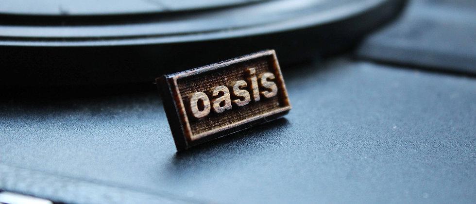 Oasis Pin