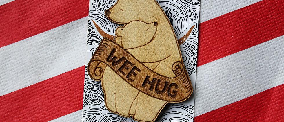 Wee Hug Magnet