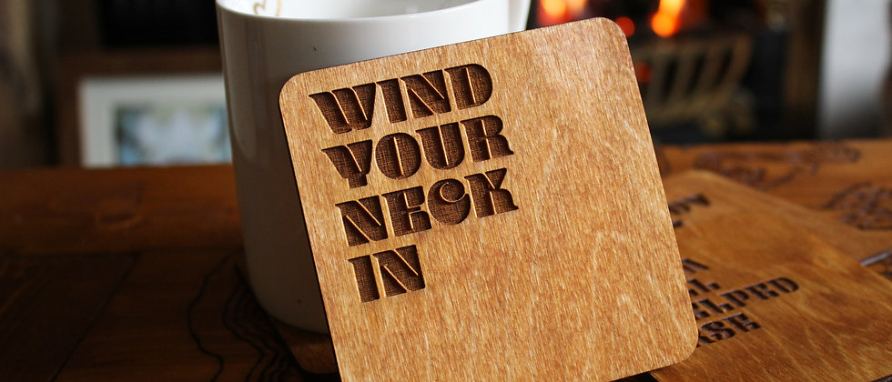 Northern Irish Insult Coasters
