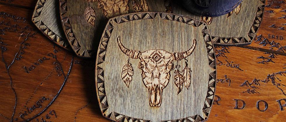 Aztec Coasters