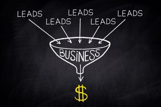 Sales Funnel Funil de vendas