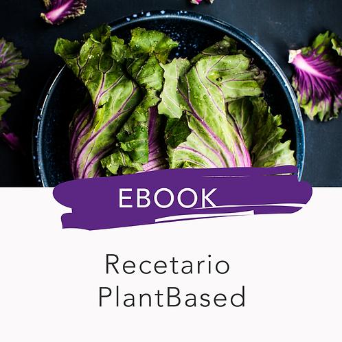 Recetario Plant Based