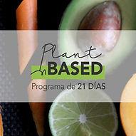 PROGRAMA PLANT BASED