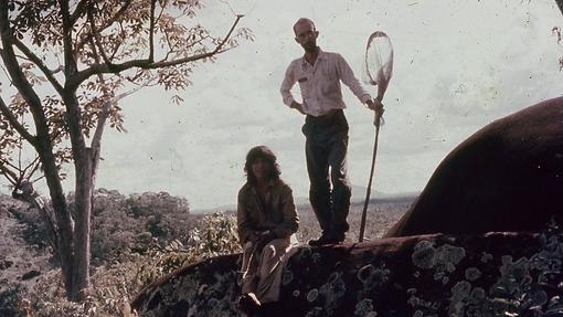 Fotografia contida no filme Ângelo