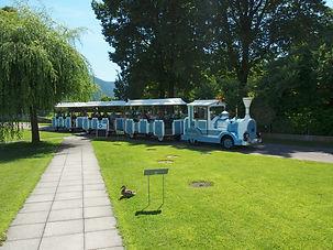 Trenino Ascona Porto Ascona