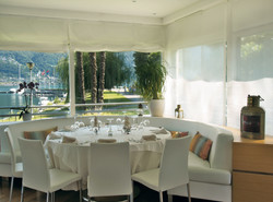 Ristorante Vela Bianca Porto Ascona