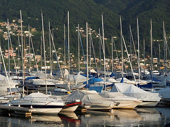 Hafen Ascona