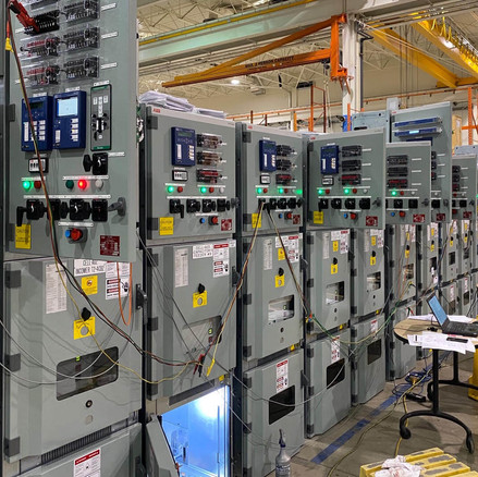 5kV Switchgear Replacement Phase I