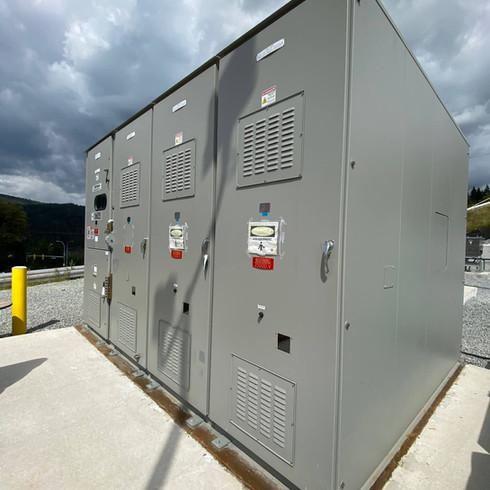 25kV Switchgear Installation