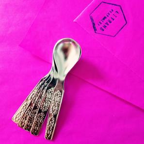 Edible Perfume: Malli-Kaapi