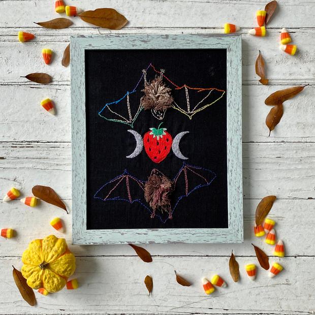 Berry Best Bats Bouquet