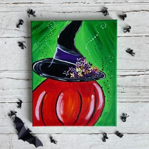 Whitchy Pumpkin