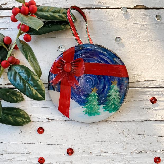 Snow-globe No. 1