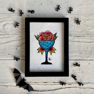 Spider Rose Wine