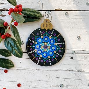 Turquoise Mandala No. 3