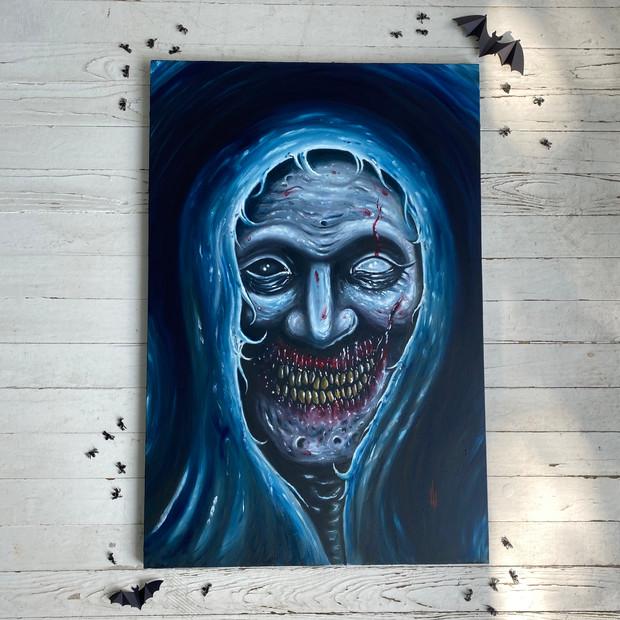 Scary AF