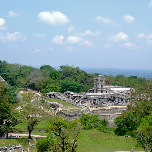 Mexico, Palenque (9)