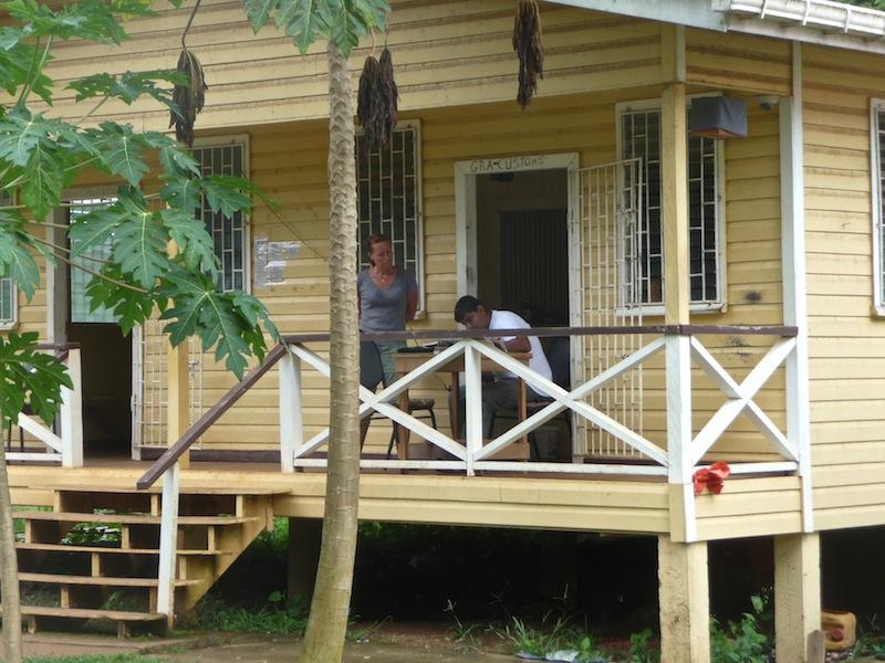 Guyana, Lethem trail to Georgetown (6)