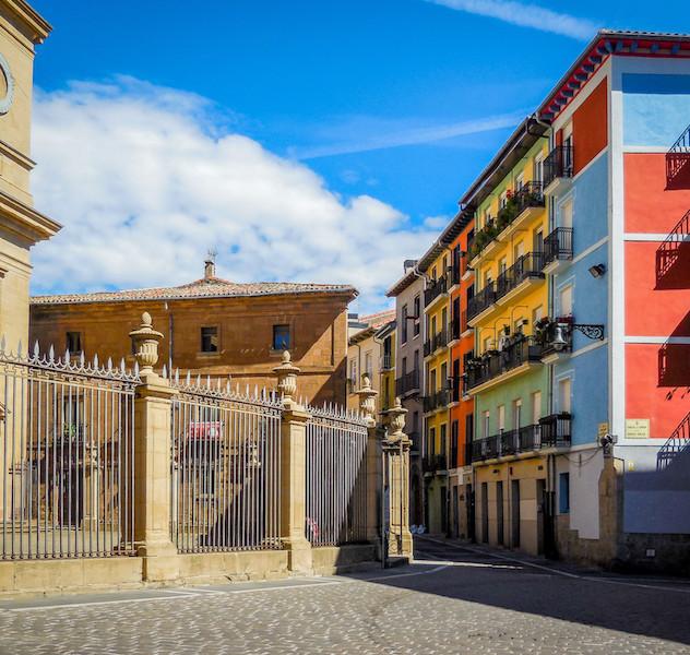 Spanje: Pamplona (5)