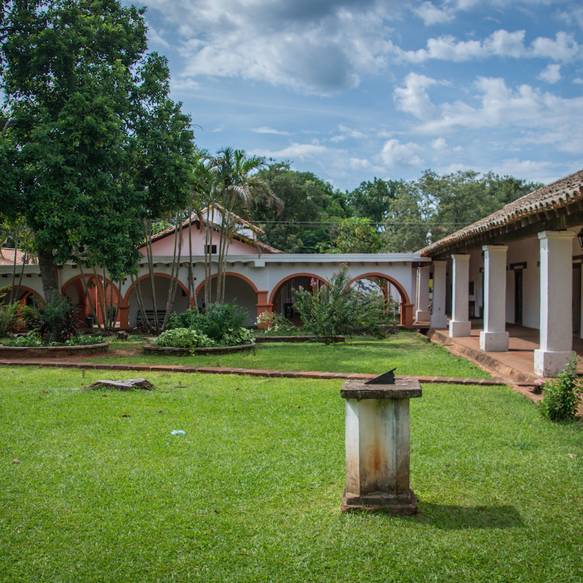 Paraguay, San Ignacio; Museo (2)