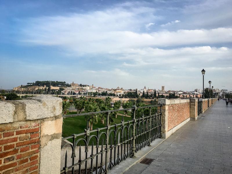 Spanje: Badajoz (1)