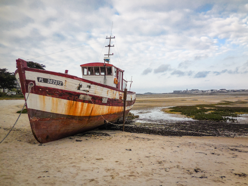 Frankrijk: Bretagne, Roscoff (2)