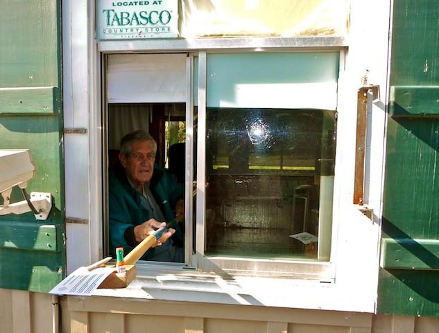 USA, Avery Island de Tabasco fabric (1)JPG